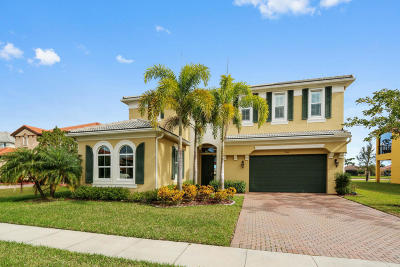 Royal Palm Beach Single Family Home For Sale: 2540 Vicara Court