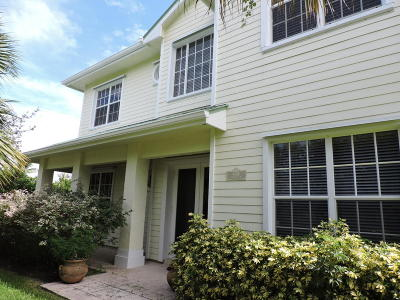 Hobe Sound Single Family Home For Sale: 9104 SE Kingsley Street