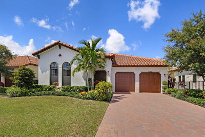 Lake Worth Single Family Home For Sale: 6327 Vireo Court