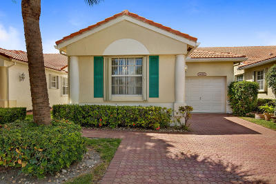 Delray Beach Single Family Home For Sale: 6258 Heliconia Road