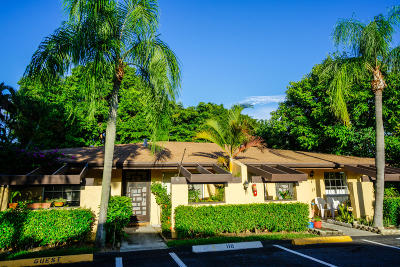 Delray Beach Single Family Home For Sale: 13769 Via Aurora #A