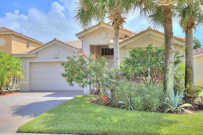 Port Saint Lucie Single Family Home For Sale: 1892 SW Jamesport Drive