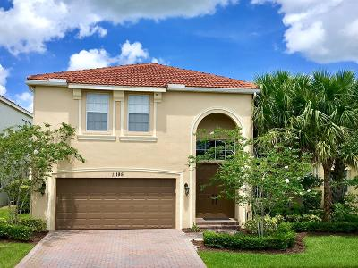Port Saint Lucie Single Family Home For Sale: 11195 SW Wyndham Way
