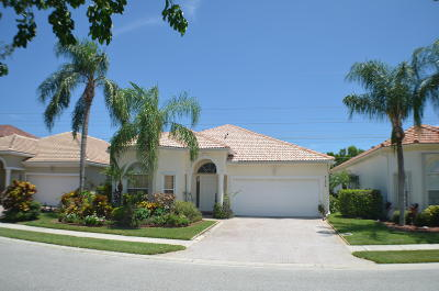 West Palm Beach Single Family Home For Sale: 3136 El Camino Real