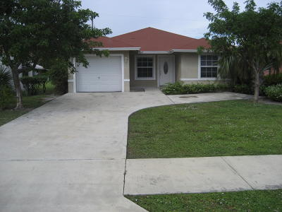 Delray Beach Single Family Home For Sale: 236 SW 10th Avenue