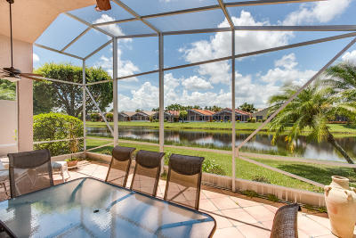 Boynton Beach Single Family Home For Sale: 11547 Claria Drive