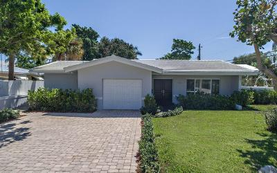 West Palm Beach Single Family Home For Sale: 6408 Washington Road