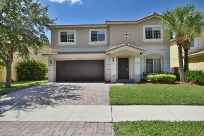 Port Saint Lucie Single Family Home For Sale: 2092 SW Marblehead Way