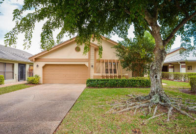 Boca Raton Single Family Home For Sale: 11152 Highland Circle