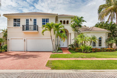 Boynton Beach Single Family Home Contingent: 6819 Cobia Circle