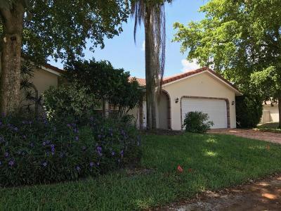 Boca Raton Single Family Home For Sale: 2406 NW 31st Street