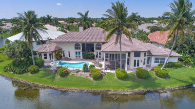 Boca Raton Single Family Home For Sale: 3134 NW 63rd Street