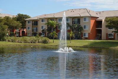 West Palm Beach Condo For Sale: 4167 Haverhill Road #1114