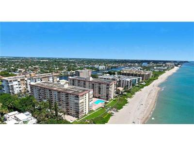 Hillsboro Beach Condo For Sale: 1149 Hillsboro Mile #Ph1004