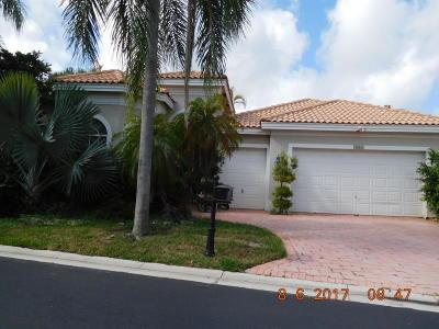 Boca Raton Single Family Home For Sale: 7466 Campo Florido