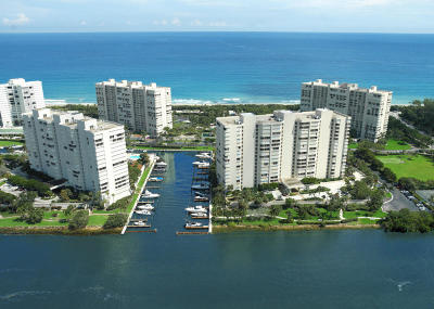 Palm Beach County Rental For Rent: 4201 Ocean Boulevard #C-1508/9