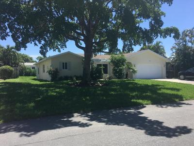 Delray Beach Single Family Home For Sale: 20 NE 16th Court