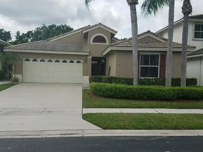 Boynton Beach Single Family Home For Sale: 7865 Manor Forest Lane Lane