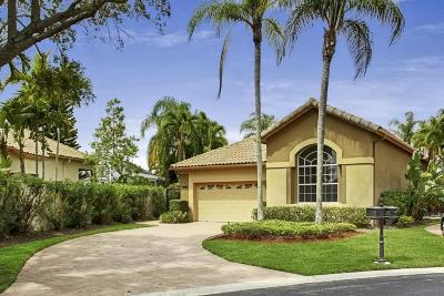 West Palm Beach Single Family Home For Sale: 10155 Osprey