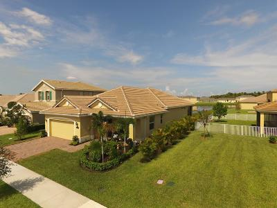 Port Saint Lucie Single Family Home For Sale: 10080 SW Roehampton Court