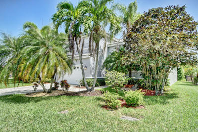 Boca Raton Single Family Home For Sale: 11187 Sea Grass Circle