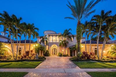 Boca Raton Single Family Home For Sale: 9341 Grand Estates Way