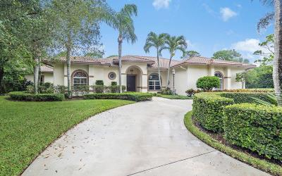 Jupiter Single Family Home For Sale: 7985 SE Country Estates Way