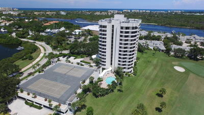 Jupiter Condo For Sale: 3322 Casseekey Island Road #601