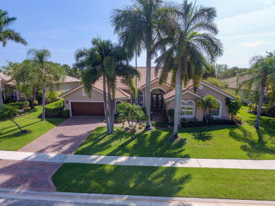 Boynton Beach Single Family Home For Sale: 8192 Desmond Drive