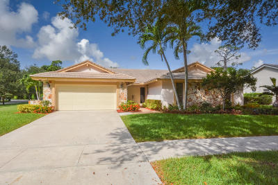 Boca Raton Single Family Home For Sale: 3601 NW 24th Terrace