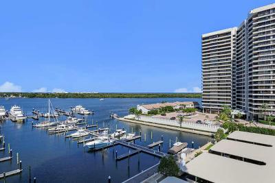 North Palm Beach Condo For Sale: 108 Lakeshore Drive #841