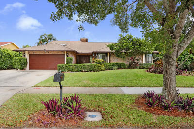 Boca Raton Single Family Home For Sale: 2869 NW 34th Street