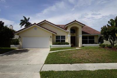 Boca Raton Single Family Home For Sale: 1323 SW 3rd Street