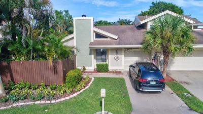 Boca Raton Single Family Home For Sale: 7507 E Sierra Drive E