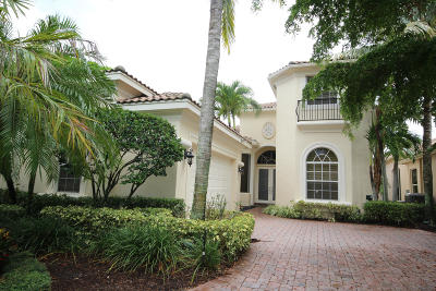 Delray Beach Single Family Home For Sale: 7908 Montecito Place