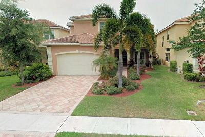 Boynton Beach Single Family Home For Sale: 8591 Breezy Oak Way