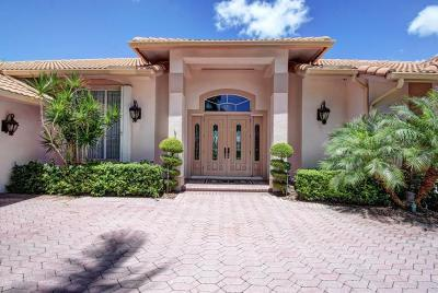 Palm Beach Gardens Single Family Home For Sale: 137 Brookhaven Court