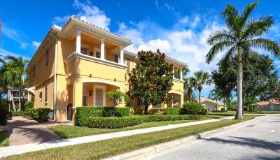 Palm Beach Gardens Townhouse For Sale: 4507 Illicium Drive