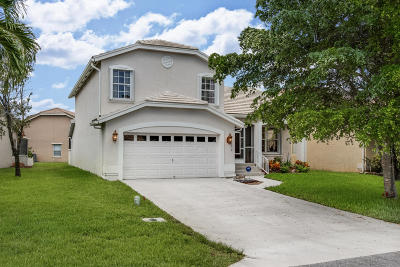 Boca Raton Single Family Home For Sale: 18238 Fresh Lake Way