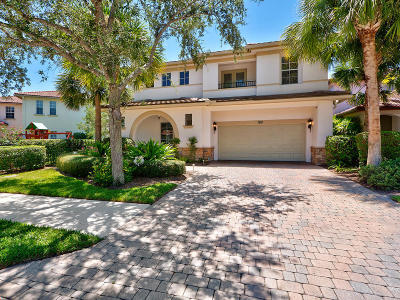 Palm Beach Gardens Single Family Home For Sale: 768 Bocce Court