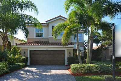 Boynton Beach Single Family Home For Sale: 8276 Triana Point Avenue