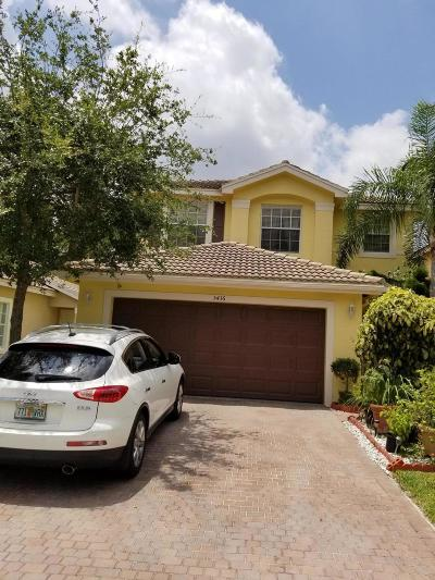 Greenacres Single Family Home For Sale: 5436 Wellcraft Drive