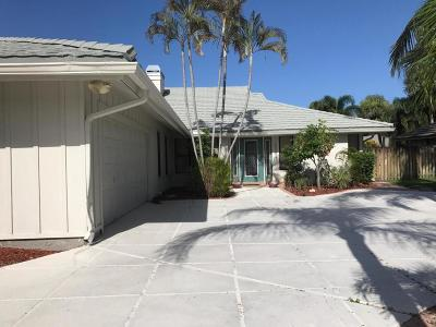 Palm Beach Gardens Single Family Home For Sale: 12894 Normandy Way