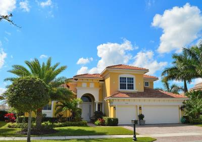 Port Saint Lucie Single Family Home For Sale: 11781 SW Rossano Lane