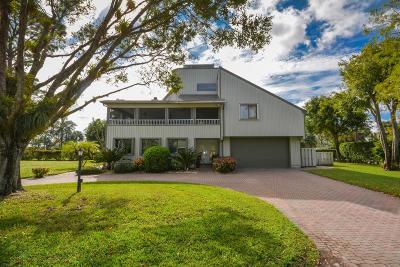 Jupiter Single Family Home For Sale: 5746 Via Rio