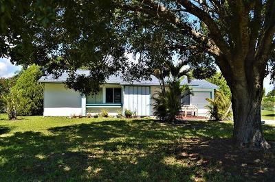 Port Saint Lucie Single Family Home For Sale: 2122 SE Rainier