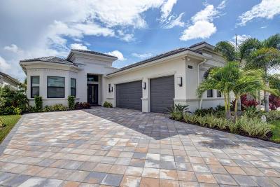 Delray Beach Single Family Home For Sale: 9808 Vitrail Lane
