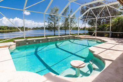 Palm Beach Gardens Single Family Home For Sale: 8970 Oldham Way
