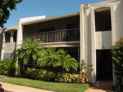 Jupiter Condo For Sale: 150 Pineview Road #L8