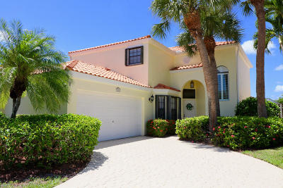 Palm Beach Gardens Single Family Home For Sale: 2656 La Lique Circle